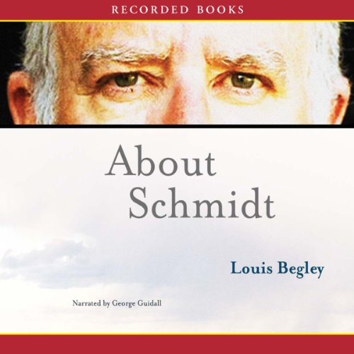 About Schmidt audiobook cover art