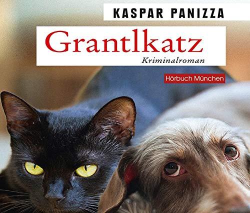 Grantlkatz - Frau Merkel und der Killerdackel Titelbild