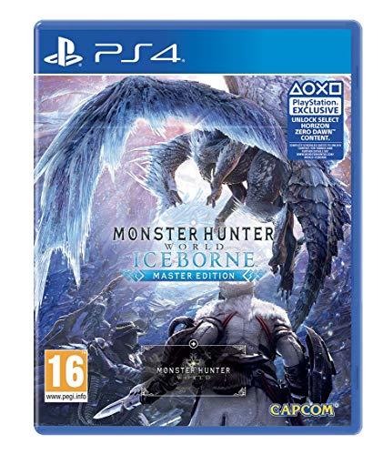 Monster Hunter World: Iceborne - Master Edition - PS4