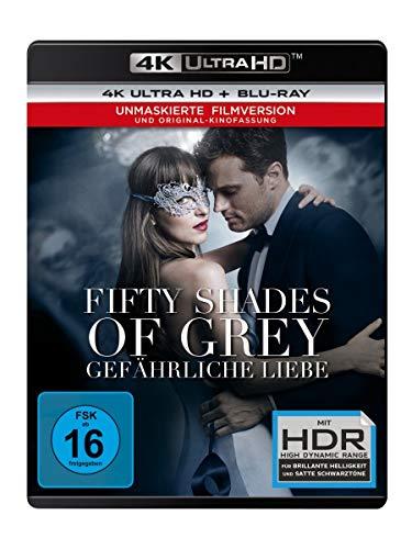 Fifty Shades of Grey - Gefährliche Liebe (4K Ultra HD) (+ Blu-ray)