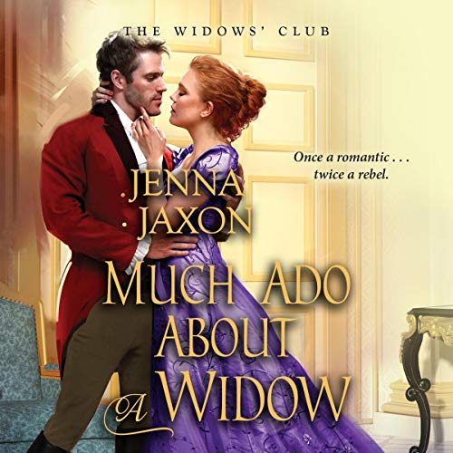 Much Ado About a Widow cover art