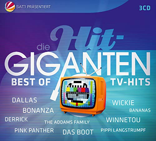 Die Hit Giganten Best of TV-Hits
