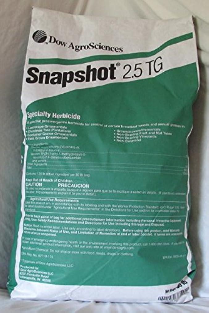Snapshot 2.5 TG Pre-emergent Herbicide