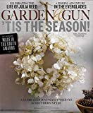 GARDEN & GUN Magazine (December, 2020 January, 2021) SOUTHERN HOLIDAYS, LESLIE JORDAN, Julia Reed