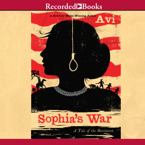 Sophia's War audiobook cover art