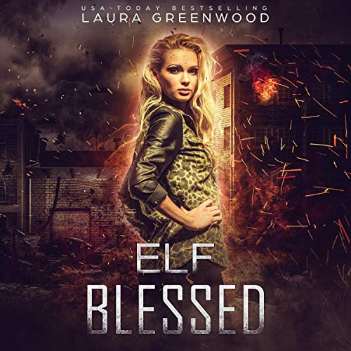 Elf Blessed Anaya Vitalis Blessed Reverse Harem paranormal apocalayptic audiobook audio