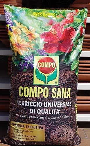 Compo Sana Universal LT. 50sustrato de jardín, única