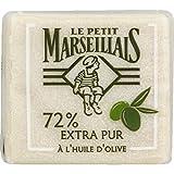 Le Petit Marseillais - Jabón extra puro, con aceite de oliva – El jabón de 200 g