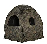 Rhino blinds R75-MOC 2 Person Hunting Ground Blind, Mossy Oak Breakup Country