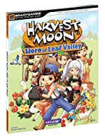 Harvest Moon - Hero of Leaf Valley Official Strategy Guide de BradyGames