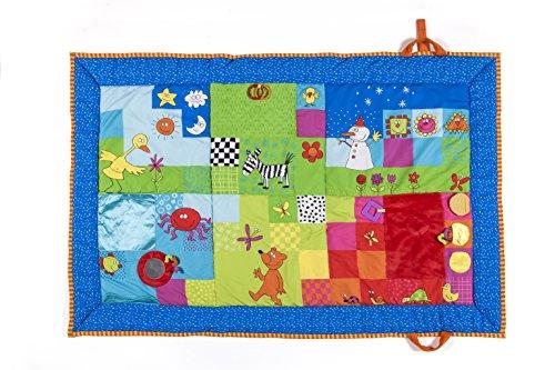 Taf Toys- Touch Mat Tappetino Multi-attività, Stampa, Colore...