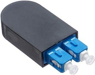 Fiber Optic Circulator,Sc/Upc Singlemode Fiber Optic Circulator Sc Loopback Module Optical Fiber Connector Low Insertion L...