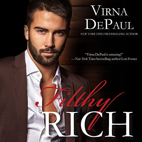 Filthy Rich Audiobook By Virna DePaul cover art