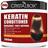 Keratin Deep Conditioner,2021 Argan Oil Conditioner for...
