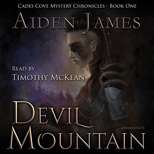 Devil Mountain audiobook cover art