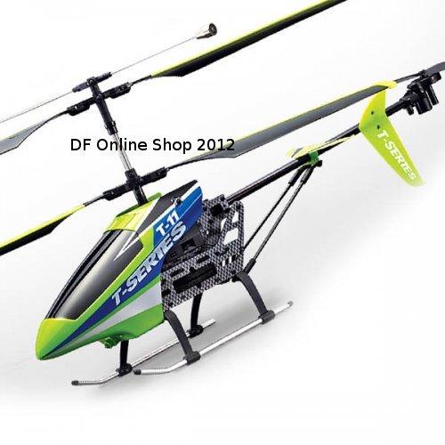 MJX T11 Shuttle / großer Gyro Hubschrauber mit Koaxial-Rotor