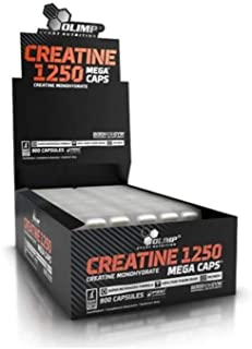 Olimp Sport Nutrition Creatine Mega Caps Blister Box Creatina - 900 Cápsulas