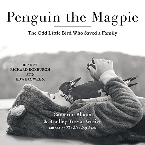 Penguin the Magpie audiobook cover art