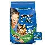 Cat Chow Purina Comida para Gato Adulto Hogareños 3Kg