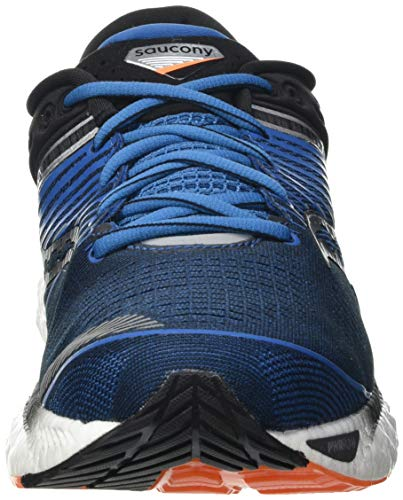 Saucony Triumph 17, Zapatillas de Atletismo Hombre, Azul, 42.5 EU