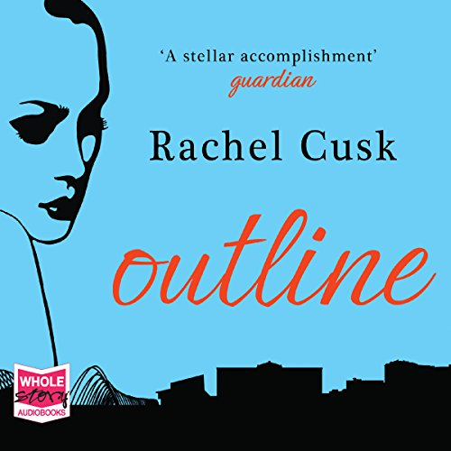 Outline audiobook cover art