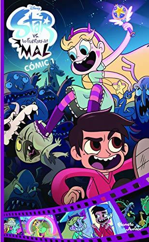 Star vs. Las Fuerzas del Mal. Comic 1