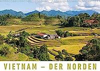 Vietnam - Der Norden (Wandkalender 2022 DIN A3 quer): Eine Fotoreise durch den beeindruckenden Norden Vietnams. (Monatskalender, 14 Seiten )