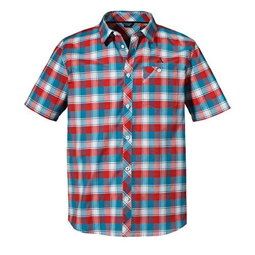 Schöffel Herren Shirt Bischofshofen3 Hemd, Bluejay, 56