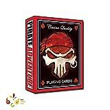 Ferti Games - Jeu de cartes - Poker Pirate