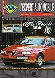 REVUE TECHNIQUE L'EXPERT AUTOMOBILE N° 381 ALFA ROMEO 156 ESSENCE 1.6 / 1.8 / 2.0 TWIN SPARK / 2.5 V6 24V ET DIESEL 1.9 JTD / 2.4 JTD