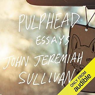 Pulphead audiobook cover art