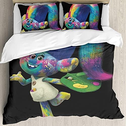 Be Applicable, juego de ropa de cama de microfibra suave para niños, niñas y adolescentes