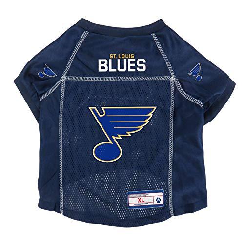 NHL St. Louis Blues Pet Jersey, Large