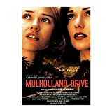 Sanwooden Mulholland Drive Movie Art Print Poster