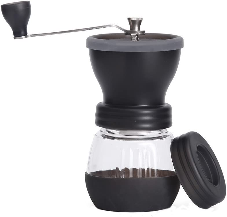 Koalad Manual Inexpensive Coffee Max 71% OFF Grinder with - Burr Ceramic Conical Because