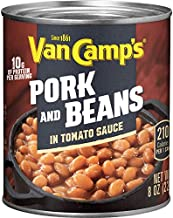 Van Camp's Pork and Beans in Tomato Sauce, 8 Ounce