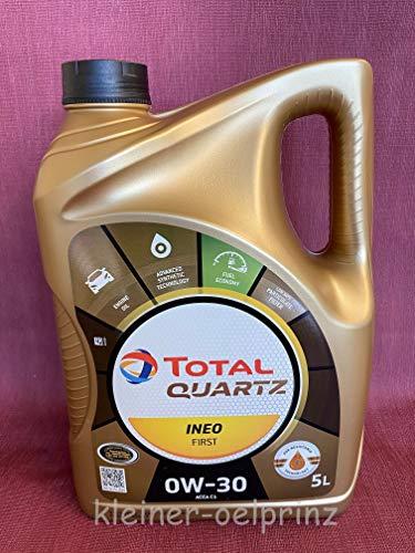Total Quartz INEO First 0W-30 ACEA C1 - Bidón de 5 litros