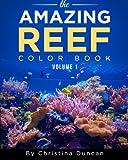 Aquarium Depot - The Amazing Reef Coloring Book Volume 1