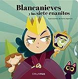 Blancanieves y los siete enanitos: Ilustraciones de Núria Aparicio (Cuentos clásicos con...