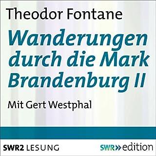 Wanderungen durch die Mark Brandenburg 2 Titelbild