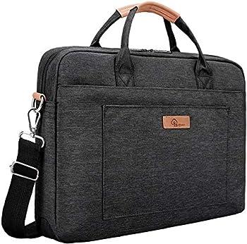 E-Tree 13.3 inch Laptop Sleeve 13 to 14 inch Shockproof Computer Shoulder Bag,Black