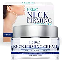 HSBCC Neck Firming Cream with Peptides,Neck Cream