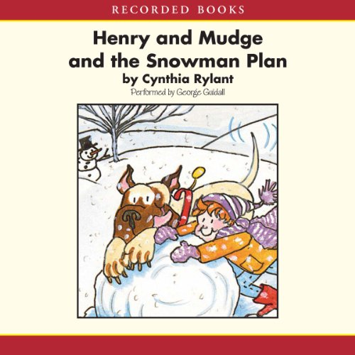Henry and Mudge and the Snowman Plan audiobook cover art
