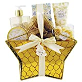 Gloss Gourmet Delights Badeset Geschenkbox Coconut Marshmallow 5 teiliges, 1er Pack (1 x 580 g)...
