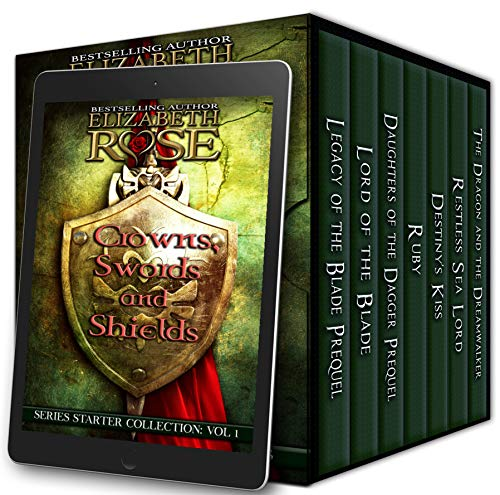 Crowns, Swords and Shields (Series Starter Collection Book 1) (English Edition)