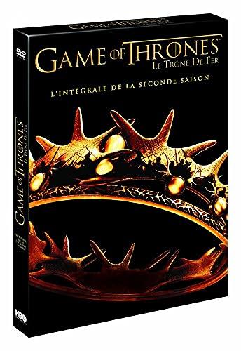 Game of Thrones (Le Trône de Fer) - Saison 2 [Francia] [DVD]