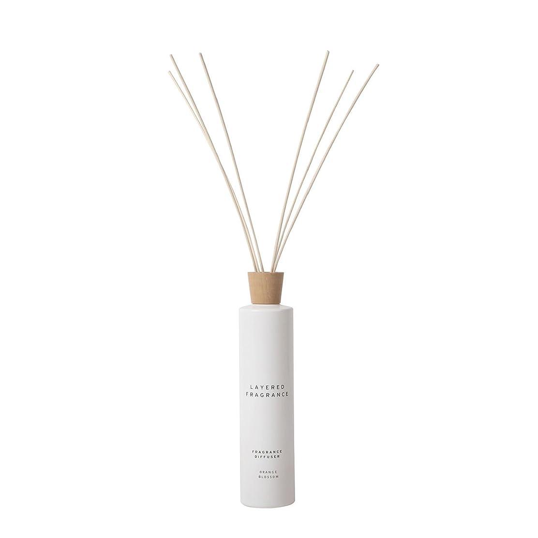 守る立法パトワ空間ごとに香りを使い分けて楽しむ レイヤードフレグランス フレグランスディフューザー オレンジブロッサム 500ml