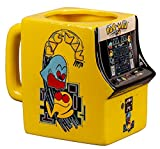 Tazza ufficiale Pacman Pac Man Retrò Arcade Machine Tea Coffee Gamer