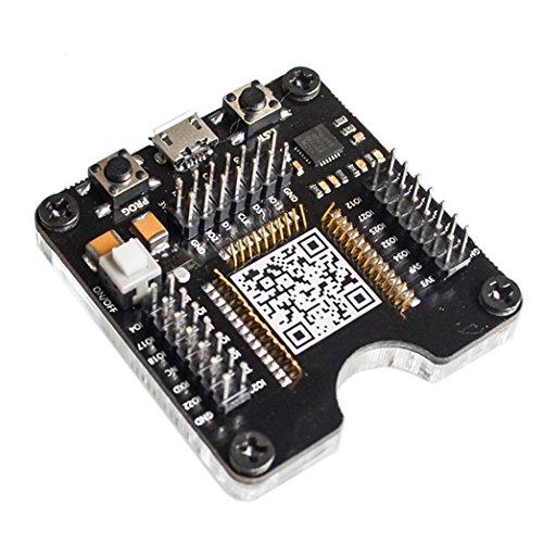 iHaospace ESP32 Test Board Small Batch Burn Fixture for ESP-WROOM-32 Module Minimum System Development Board Test Board