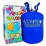 Wout(ワウト) 風船用ヘリウムガス 400l (ブルー)